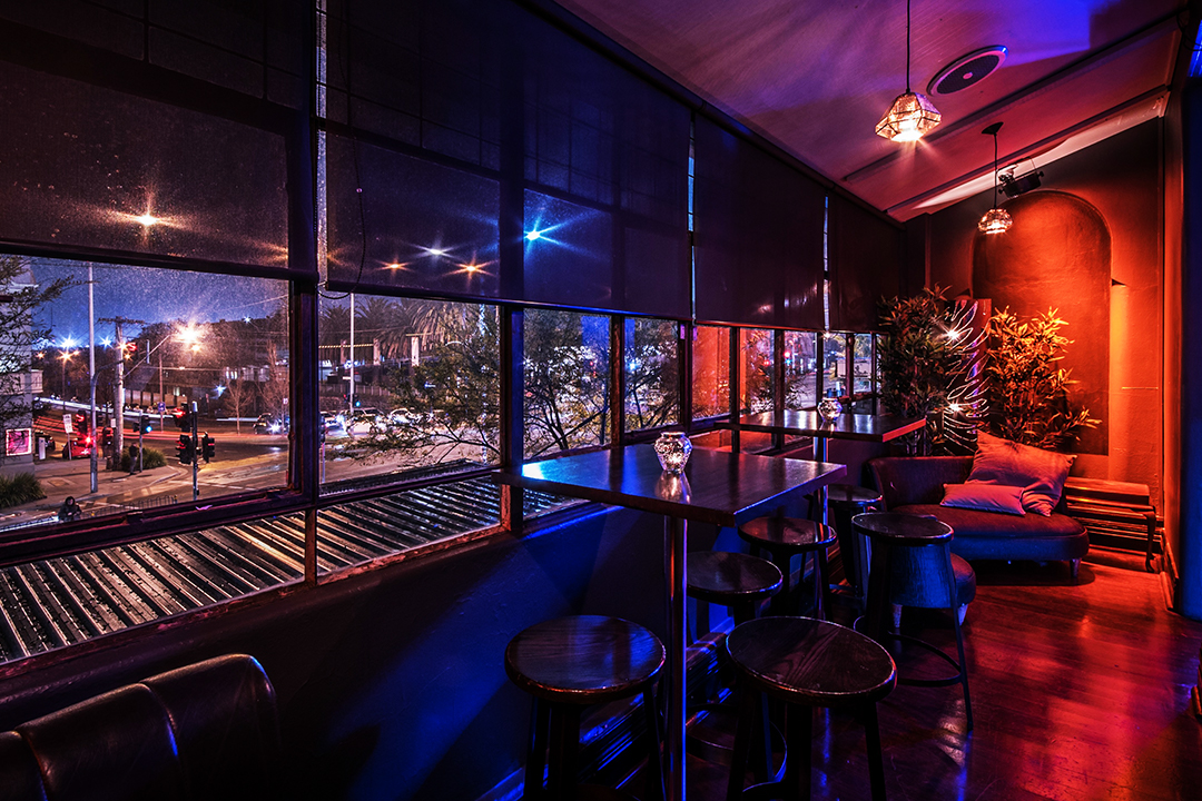 Bars in St Kilda