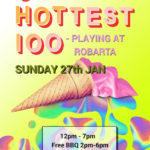 Triple J Hottest 100.stkilda.robarta.BBQ.rnb.latenight