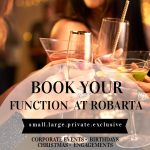 functions.events.melbourne.stkilda.robartafunctions